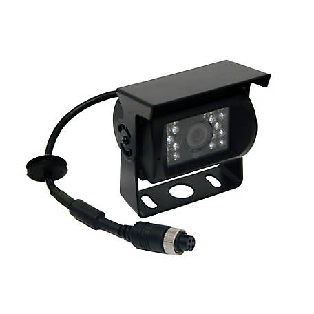 Buyers Products Standard Color Camera IP67 Heated with Night Vision