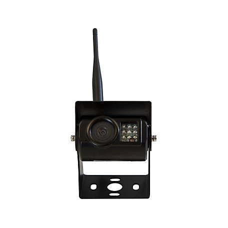 Buyers Products Wireless Heated Camera with Night Vision and Waterproof