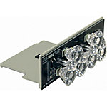 Buyers Products Clear Middle Take Down Light Module with 6 LED