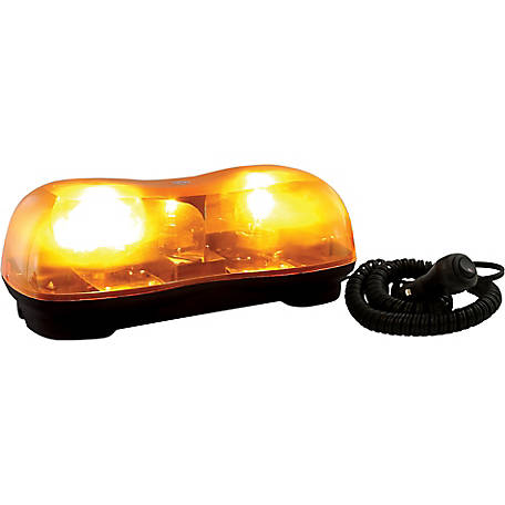 Buyers Products Amber Halogen Revolving Light Bar