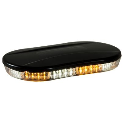 Buy Buyers Products Amber/Clear Oval Mini Light Bar Online