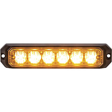 Buyers Products 5 in  Amber LED Strobe Light at Tractor Supply Co