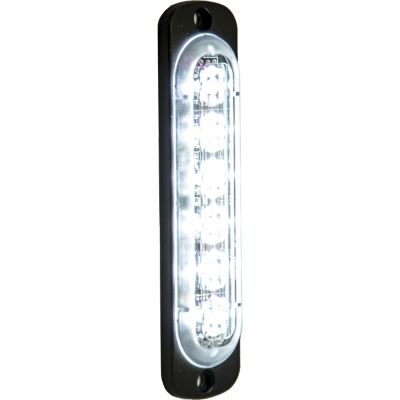 Buy Buyers Products 4.375 in. Clear Thin Mount Vertical Strobe Light Online