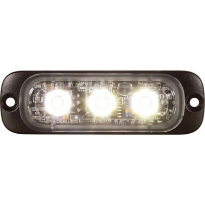 Buy Buyers Products 3.375 in. Clear Thin Mount Horizontal Strobe Light Online