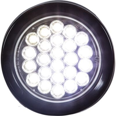 Buy Buyers Products 4 in. Clear Round Recessed Strobe Warning Light Online