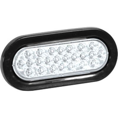 Buy Buyers Products 6 in. Clear Oval Recessed Strobe Warning Light Online