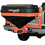 SaltDogg 10.8 cu. ft. Black Polymer Electric Tailgate Spreader