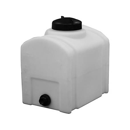Buyers Products Company 8-Gallon Domed Storage Tank, 82123879