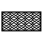 Xpanse Celtic Decorative Screen Panel, 2 ft. x 4 ft.