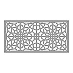 Xpanse Fretwork Decorative Screen Panel, 2 ft. x 4 ft.