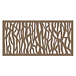 Xpanse Sprig Decorative Screen Panel, 2 ft. x 4 ft.