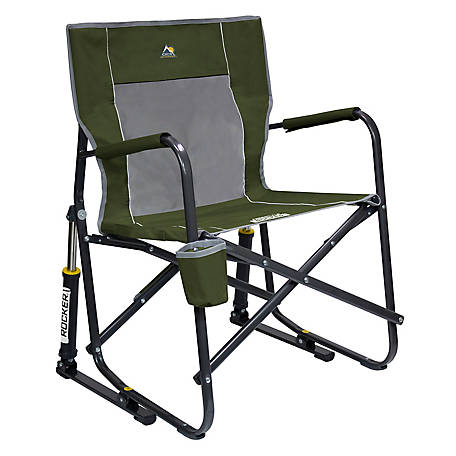 GCI Outdoor Freestyle Rocker Bronze Green, 37076