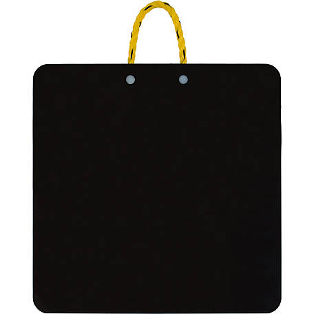 Buyers Products Polymer Outrigger Pad, 24 x 24 x 1-1/2 in.