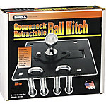 Buyers Products Individually Packaged G9003UBK Gooseneck Retractable Ball Hitch with U-Bolt Kit