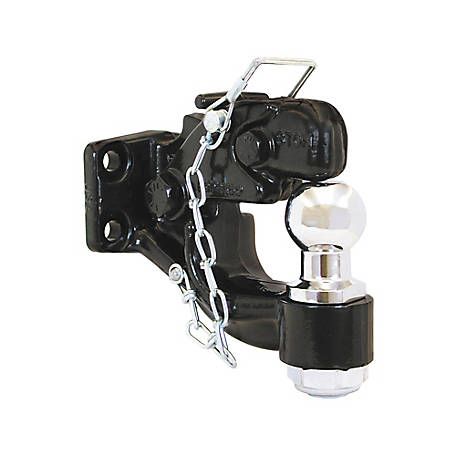 Buyers Products 8-Ton Combination Hitch, 1-7/8 in. Ball