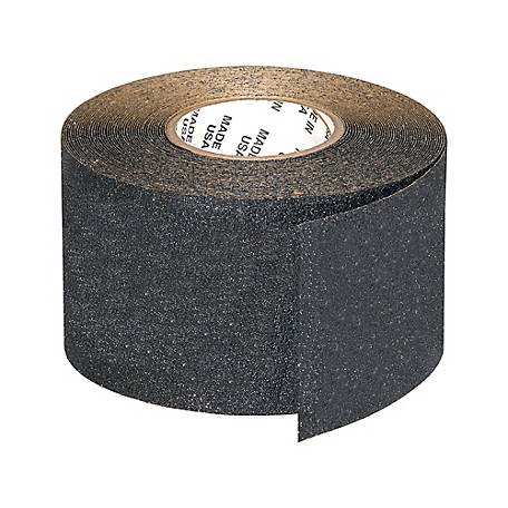 Buyers Products Anti-Skid Tape, 4 in. Wide x 60 ft. Roll
