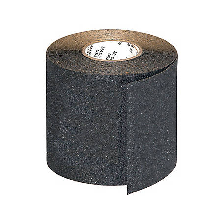 Buyers Products Anti-Skid Tape, 6 in. Wide x 60 ft. Roll