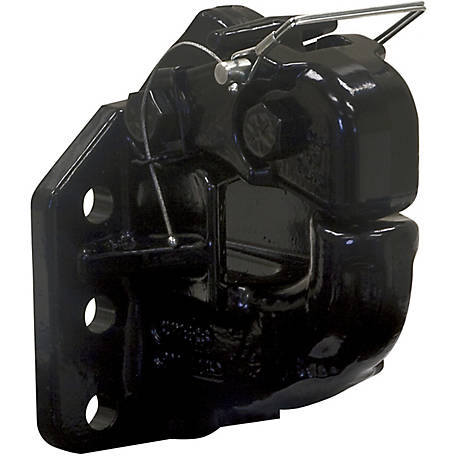 Buyers Products 50-Ton Air Compensate Pintle Hook without Chamber and Plunger
