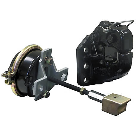 Buyers Products 50-Ton Air Compensated Pintle Hook (with Chamber and Plunger)