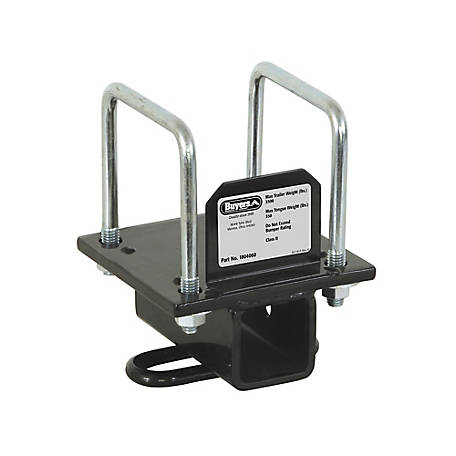 Buyers Products RV Universal Receiver Hitch
