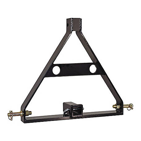 Buyers Products 3-Point Tractor Receiver Hitch Assembly