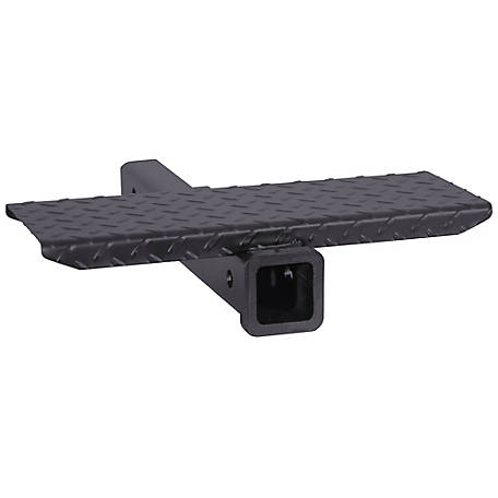 Buyers Products 18 in. Hitch Receiver Extension with Step