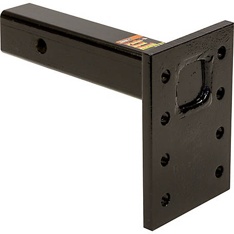 Buyers Products 3 Position Pintle Hook Mount with 10 in. Shank