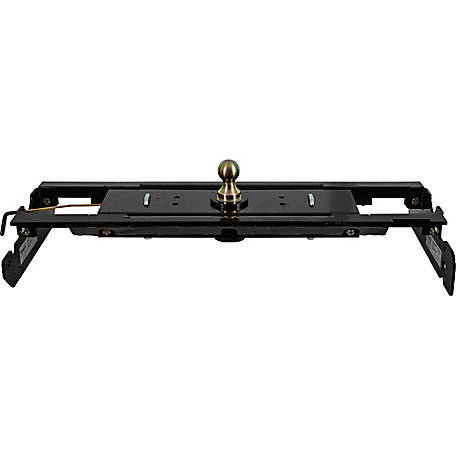 Buyers Products 2-5/16 in. Gooseneck Flip Ball Hitch for Ford 2011-2016