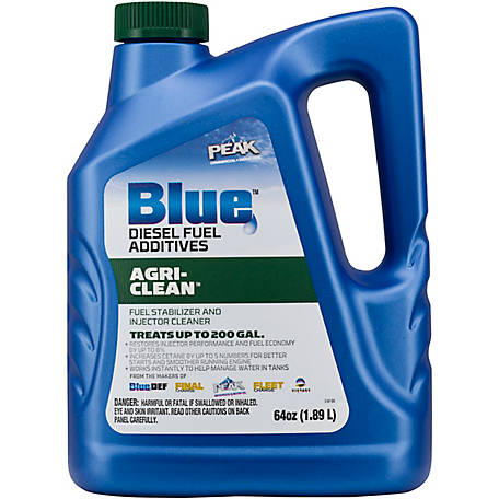 PEAK Blue Agri-Clean, 64 oz., BDAGR64