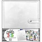 Me & My Big Ideas Create 365 Deluxe Cover Planner, Silver
