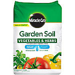 Miracle-Gro Miracle-Gro Garden Soil Vegetables and Herbs 1.5 cu. ft., 73759430