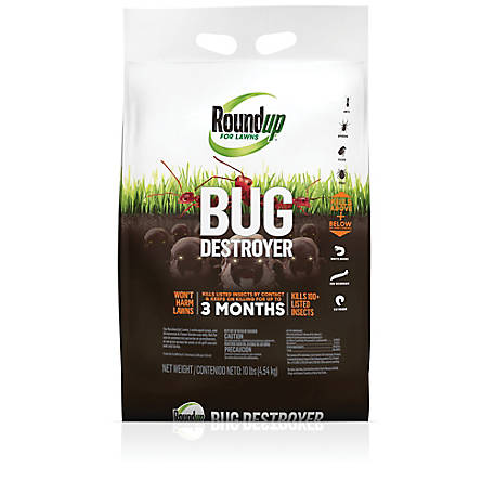 Roundup For Lawns Bug Destroyer 10 lb., 4385404