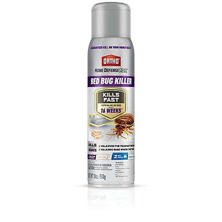 Ortho Home Defense Dual-Action Bed Bug Killer, 18 oz. Aerosol