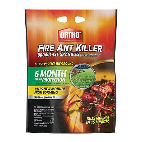 Ortho Fire Ant Killer Broadcast Granules, 11.5 lb., 0200310