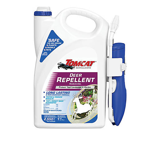 Tomcat Repellents Deer Repellent Ready-to-Use 1 gal., 491110
