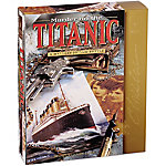University Games 1,000-Piece Shaped Jigsaw Puzzle, Murder On The Titanic