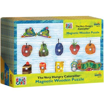 University Games Very Hungry Caterpillar Magnetic Puzzle