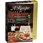 University Games 1,000-Piece Shaped Jigsaw Puzzle, Recipe For Murder