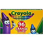 Crayola Crayons, Pack of 96