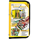Royal & Langnickel Big Kids Choice Easy To Do Color Pencil by Number Keep N Carry Set