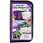 Royal & Langnickel Big Kids Choice Easy To Do Color Marker Art Keep N Carry Set