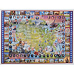 White Mountain 1,000-Piece Jigsaw Puzzle, United States Presidents