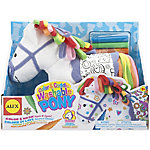 Alex Toys Color and Cuddle Washable Kit, Pony