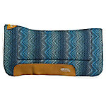 Weaver Leather All-Purpose 32 in. x 32 in. Contoured Saddle Pad with Felt Insert and Merino Wool Fleece Bottom