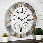 FirsTime Garden Stone Outdoor Clock, 99670