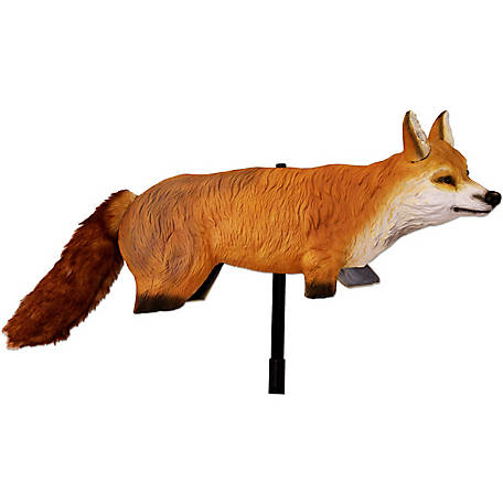 Bird-X 3D Fox Decoy