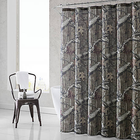 Mossy Oak Camouflage Shower Curtain