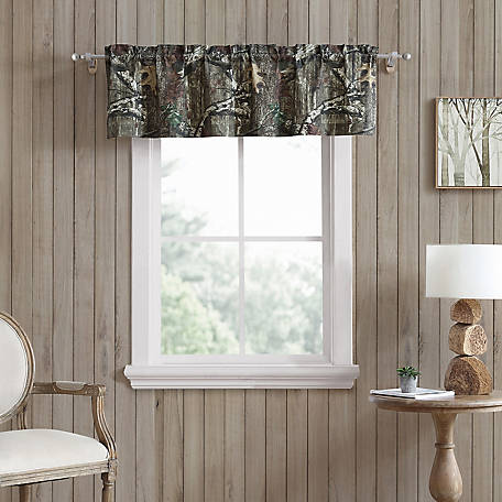 Mossy Oak Valance, Green, 60 in. x 14 in.