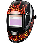 Smarter Tools ST-2SF Variable Shade, Auto-Darkening Welding Helmet