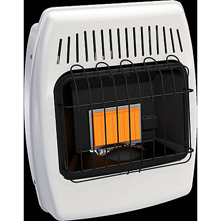Dyna-Glo IR6NMDG-1 6,000 BTU Natural Gas Infrared Vent-Free Wall Heater